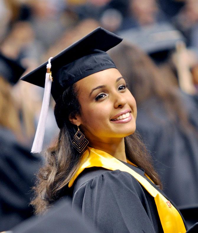 Photo of Graduate